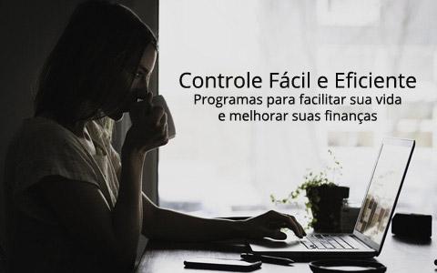Programas de Controle Financeiro. Telas modernas. Fácil de usar e controlar. Clique para Testar Grátis.