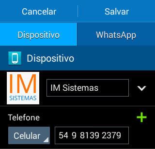 Adicione o WhatsApp da IM Sistemas